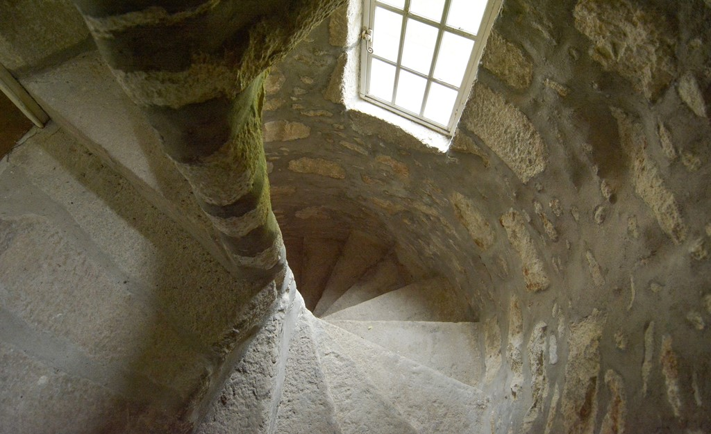 Balbithan House - Stairway