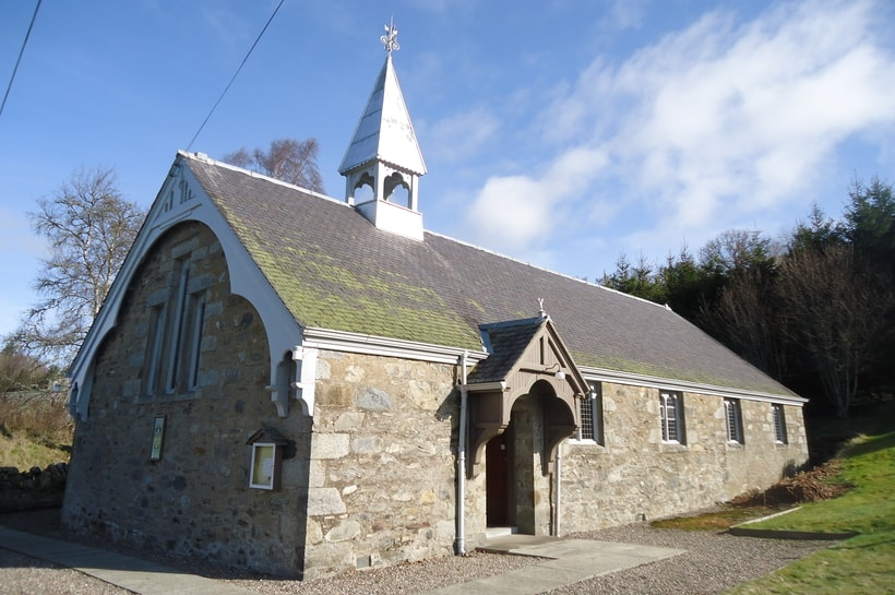 St Michael and All Angels' Scottish Episcopal Church