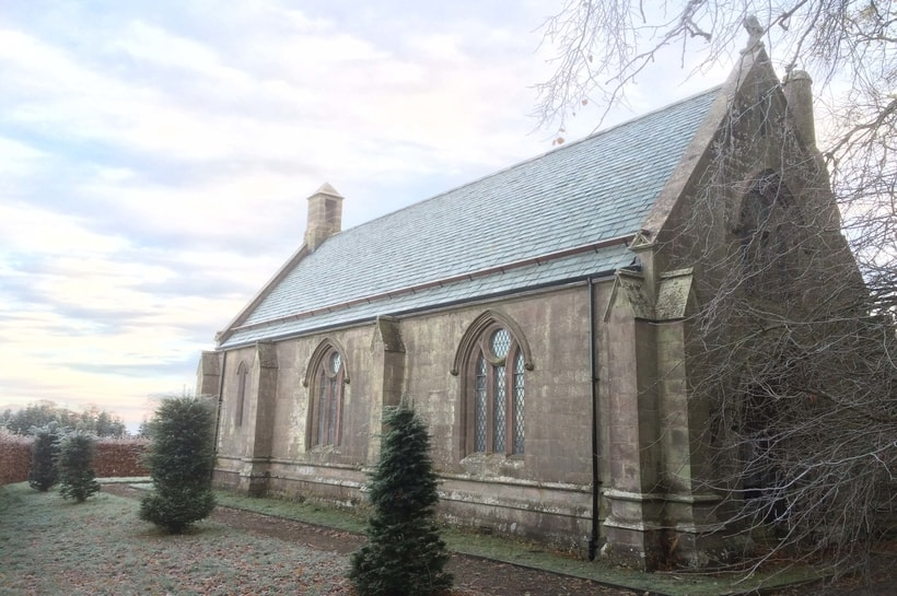 Chapel Re-roofing Project Management