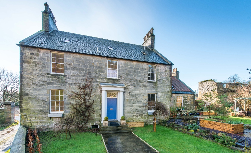 Distillery House is a period family home packed full of charm