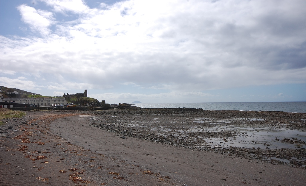 Dunure House - Beach