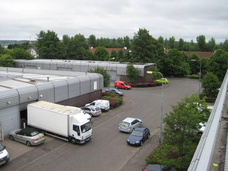 Private Client  -Portfolio of properties - Industrial Park