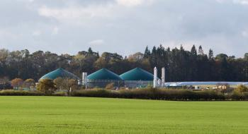 Anaerobic Digester Plant at Charlesfield, St Boswells