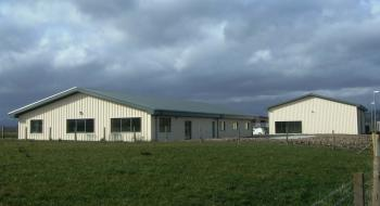 Stirling agricultural centre expansion