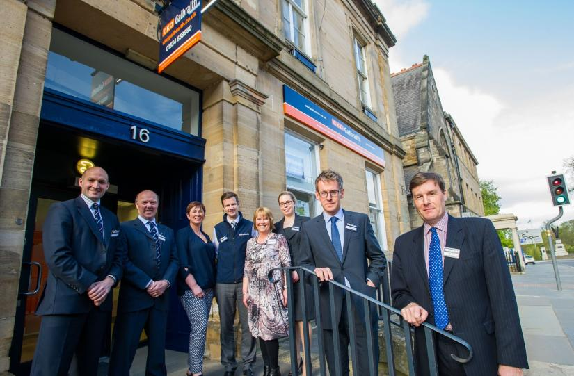 CKD Galbraith Opens New Cupar Office After 10 Years In Fife