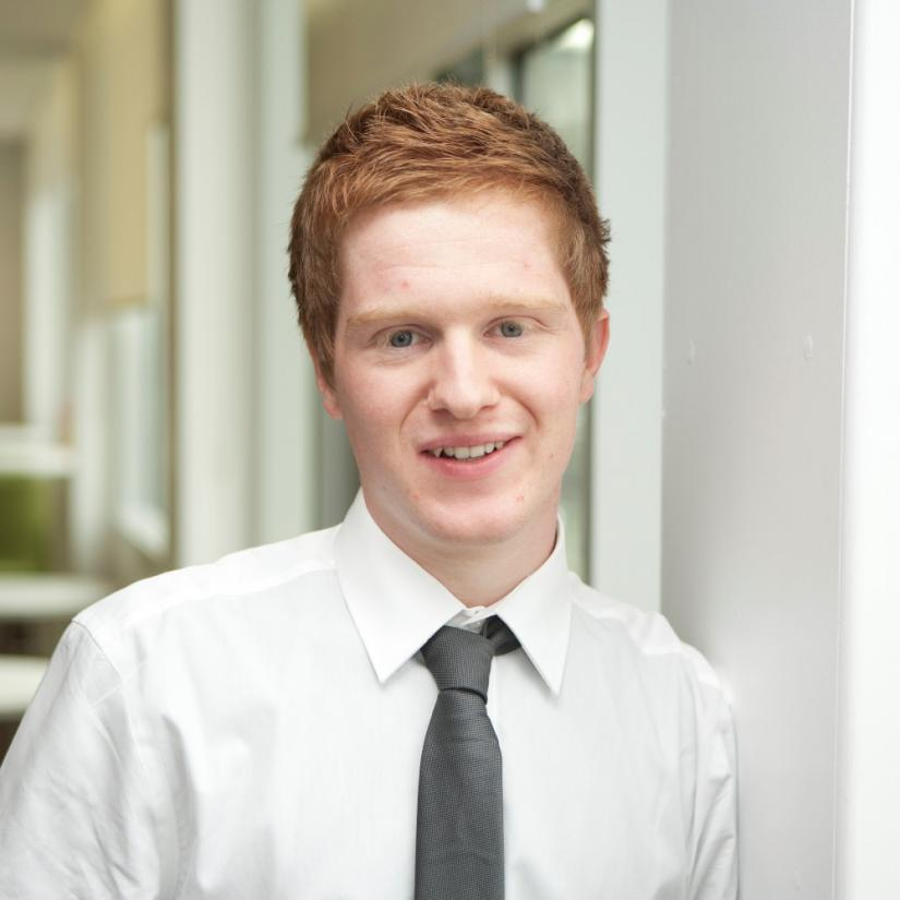 James Towers joins the Building Surveying team at CKD Galbraith