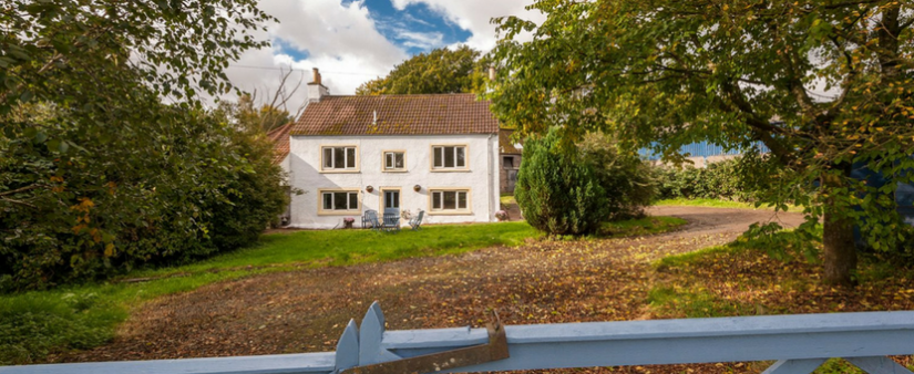 Over Dalkeith Farm exterior, Property for sale with Galbraith perth