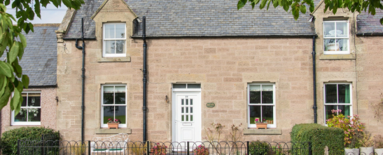 A charming traditional cottage in the Scottish Borders