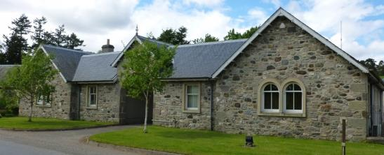 Former Ballathie Estate Office