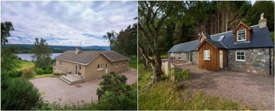 Loch Ness View Cottage and Croft