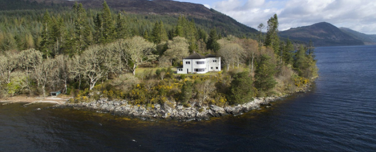 Point Clair House, property for sale with Galbraith Inverness