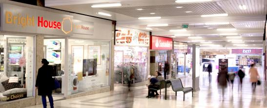 Springburn Shopping Centre