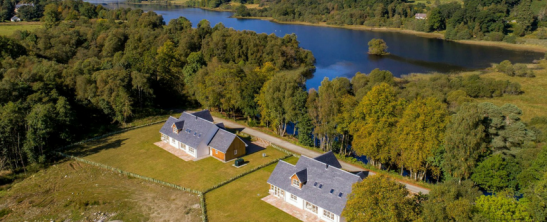 Two properties already built at Stronvar