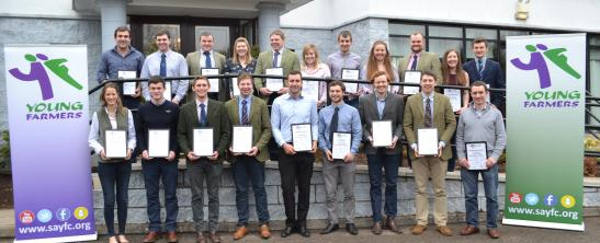 Young Farmers Cultivating Leaders Business Programme