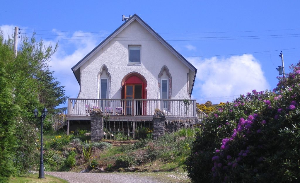 The Chapel - Available for holiday lets with Cottages and Castles