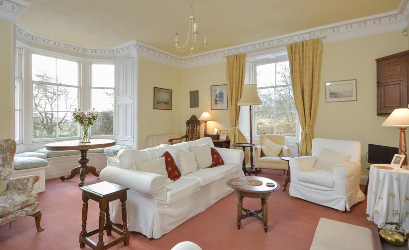 The Old Manse, Gilmerton - Drawing Room