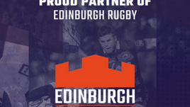 Proud Partner of Edinburgh Rugby