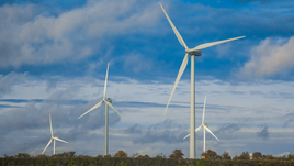 Wind turbines - Galbraith Energy Blog