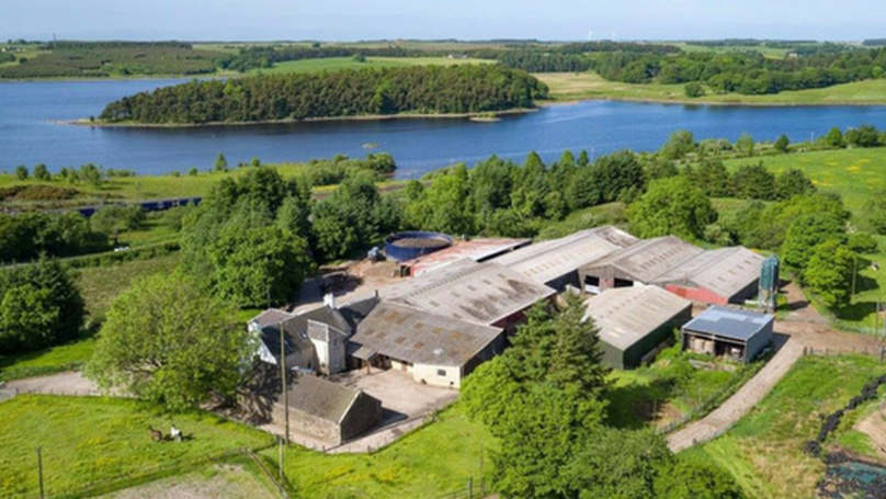 Nether Bracco Farm for sale with Galbraith