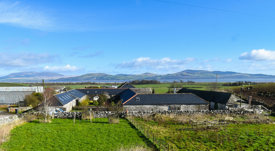 North Balfern Smallholding for sale with Galbraith Castle Douglas