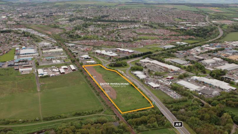 Easter Inveralmond Commercial Development Site Perth