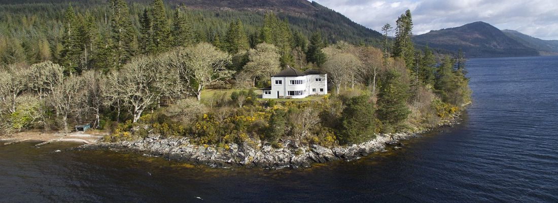 Home page - Pont Clair House - For sale with Galbraith Inverness