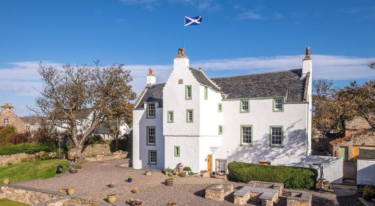 Melville Manse - Sold by Galbraith Cupar