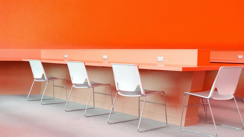 Orange Office