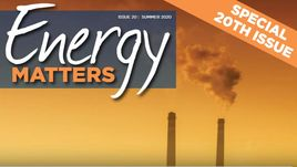Energy Matters Cover 2020