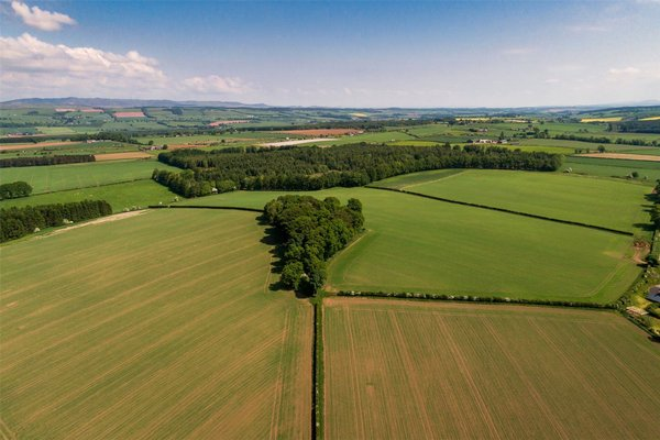 Arable  and Woodland
